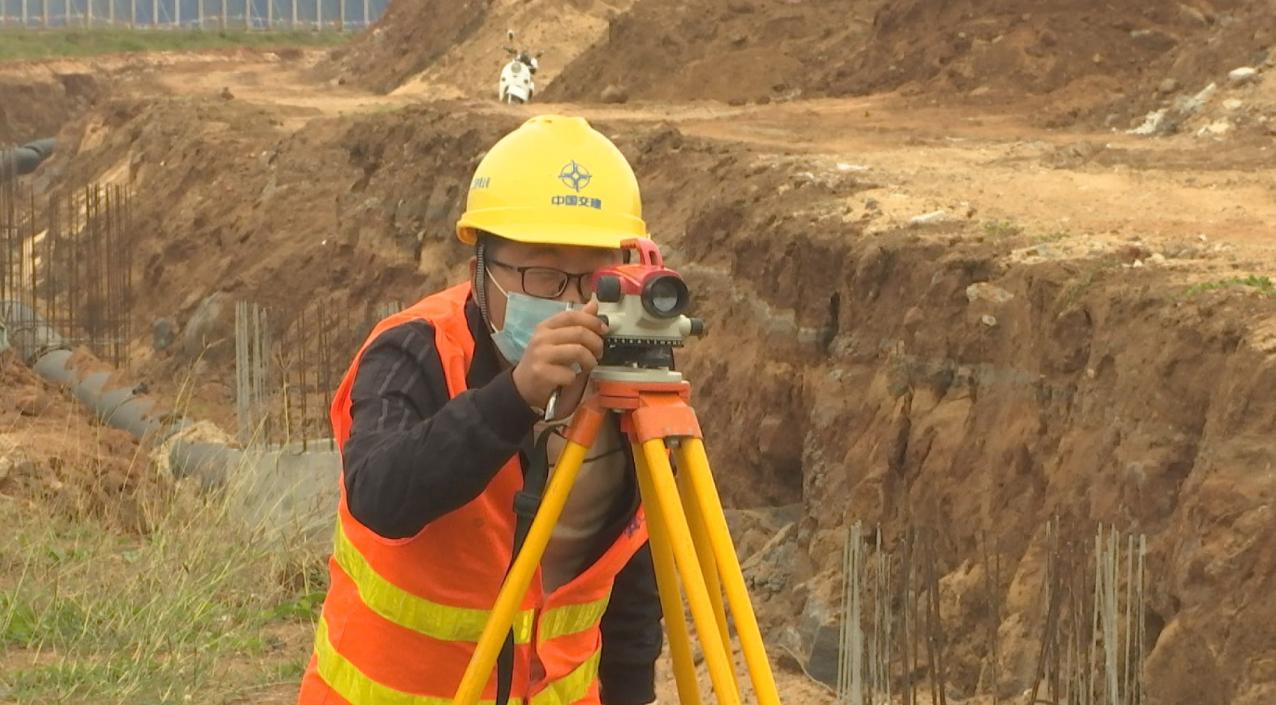 洋浦部分重点项目陆续开始复工建设