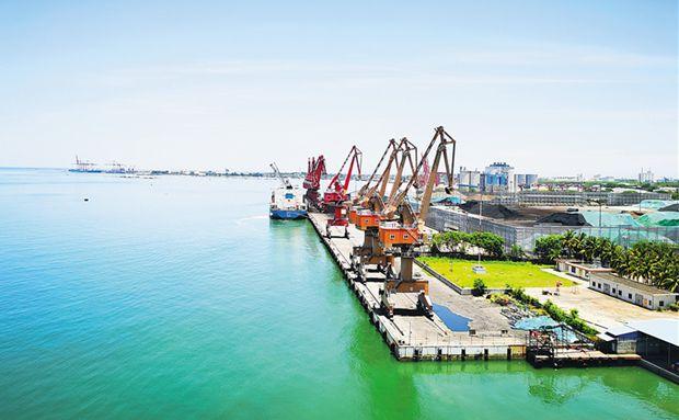 洋浦港口货物吞吐量前5月同比增长10.28%